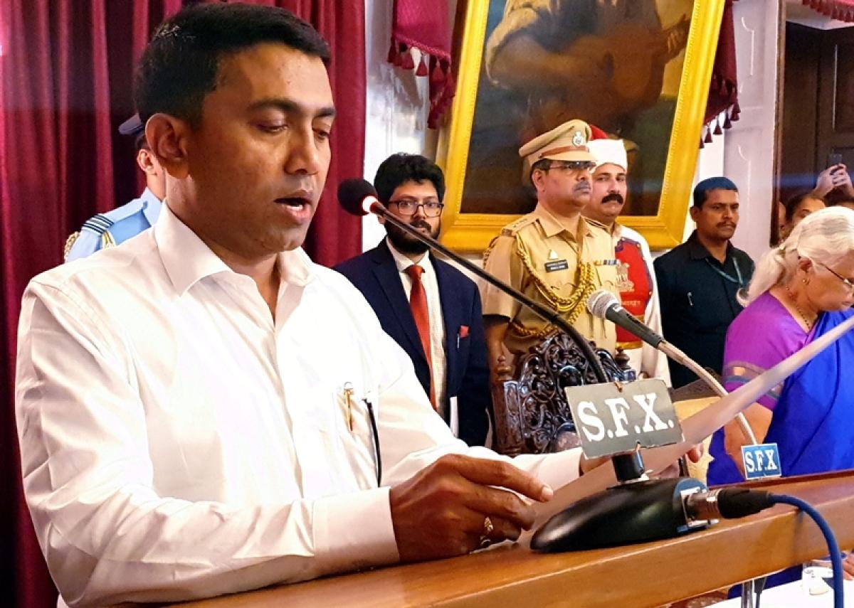 Goa CM Pramod Sawant wins trust vote, proves BJP-led government's majority in Assembly