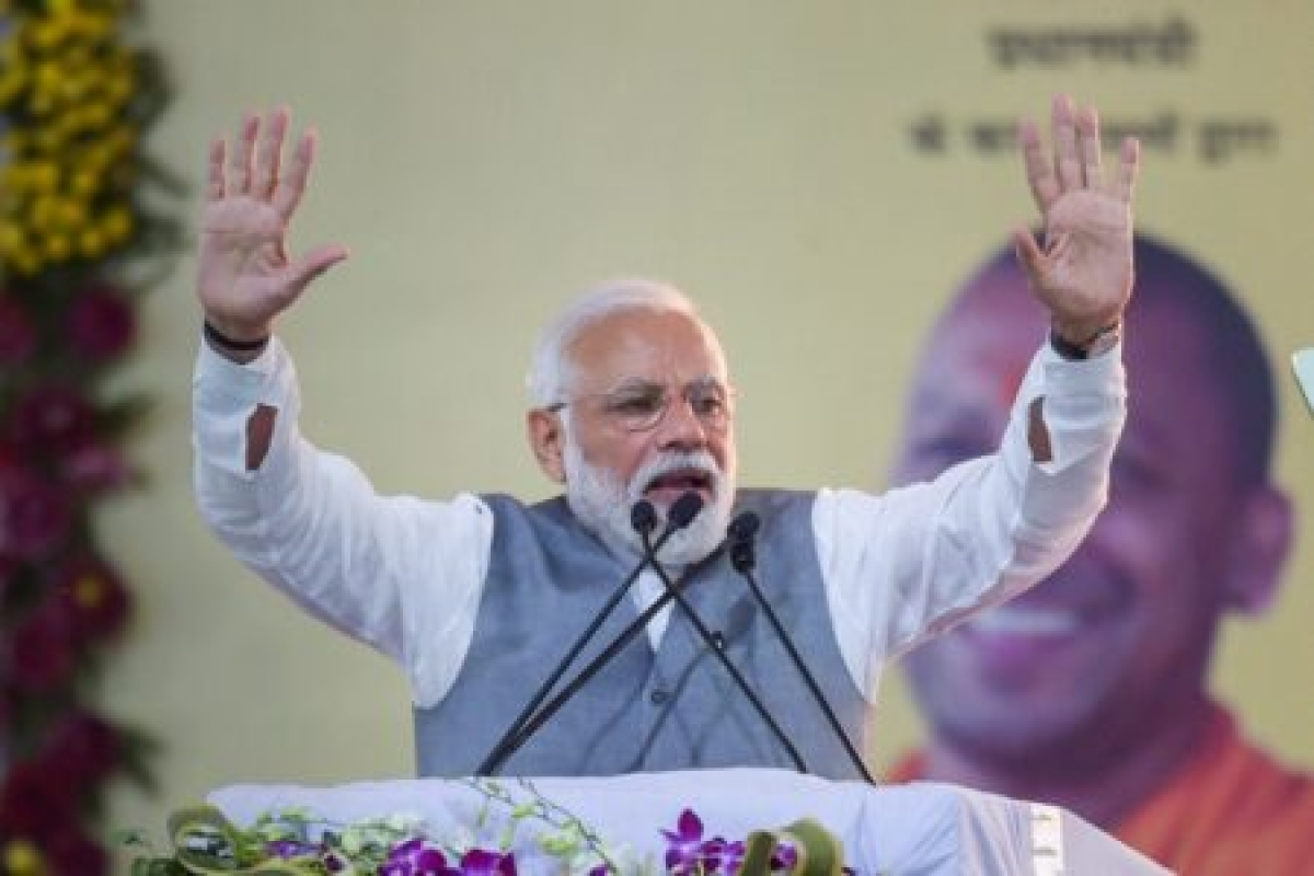 PM Modi targets opposition for seeking 'proof' of IAF airstrikes, urges stern action against attacks on Kashmiris