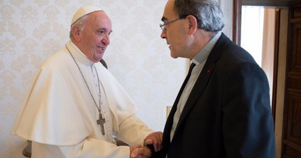 Convicted French cardinal Philippe Barbarin to tender resignation to Pope Francis