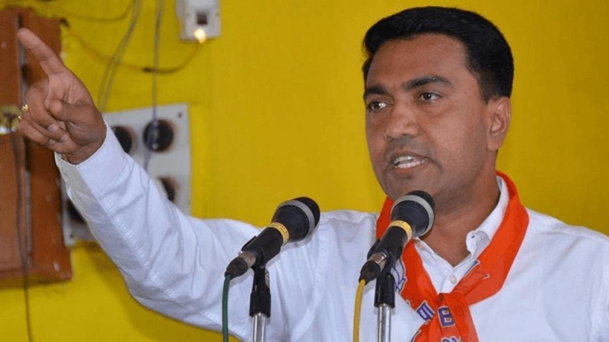 New Goa CM Pramod Sawant allots portfolios