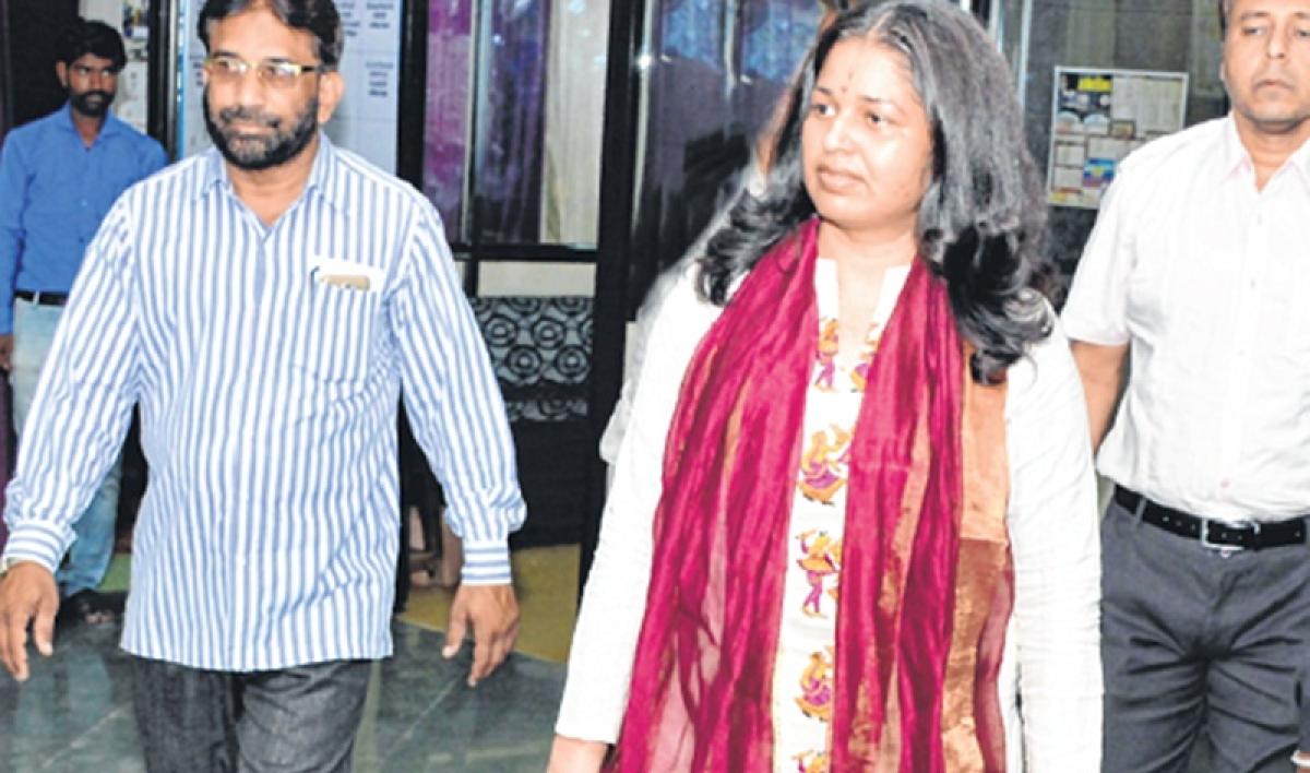 Ujjain: Service provider pulled up over incomplete plantation work in Chakor Park