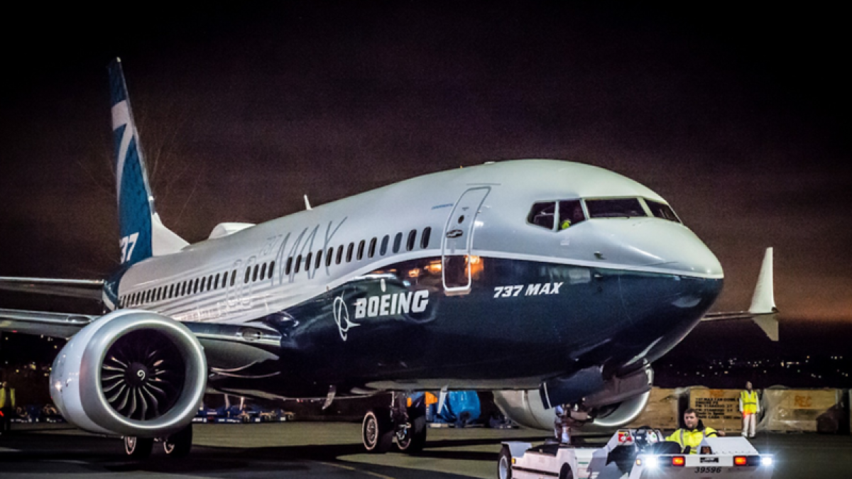 Boeing starts first test flight of 737 MAX