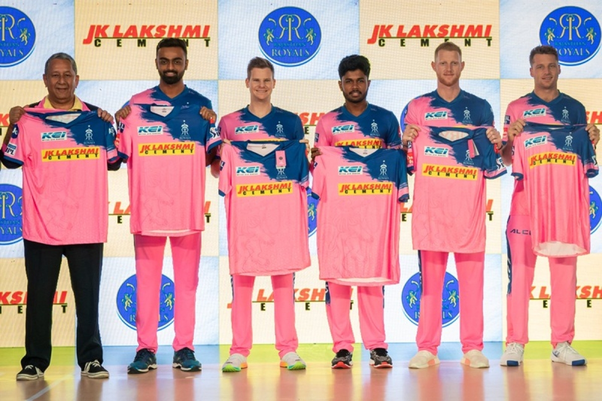 IPL 2019: Rajasthan Royals switches to pink, unveils new jersey for the tournament
