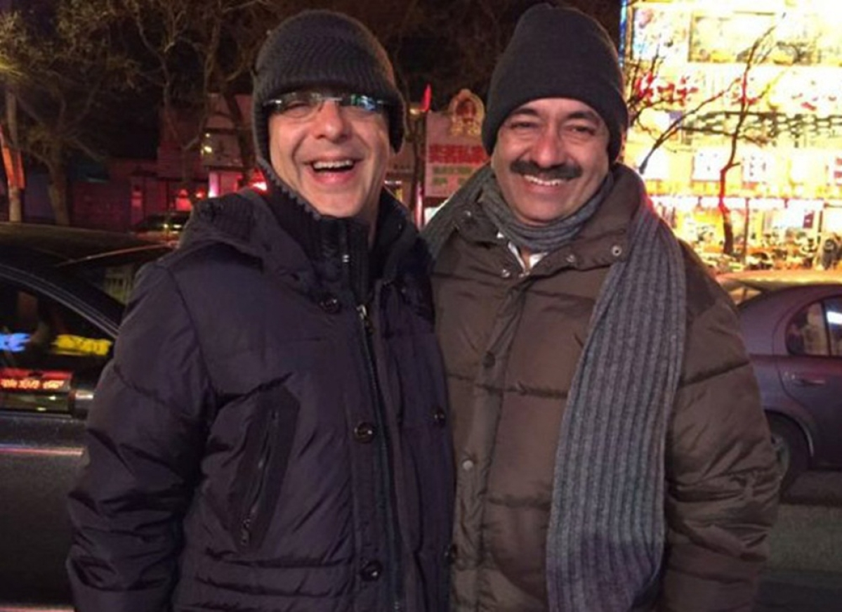Despite the Me Too controversy, Vidhu Vinod Chopra is on great terms with Rajkumar Hirani