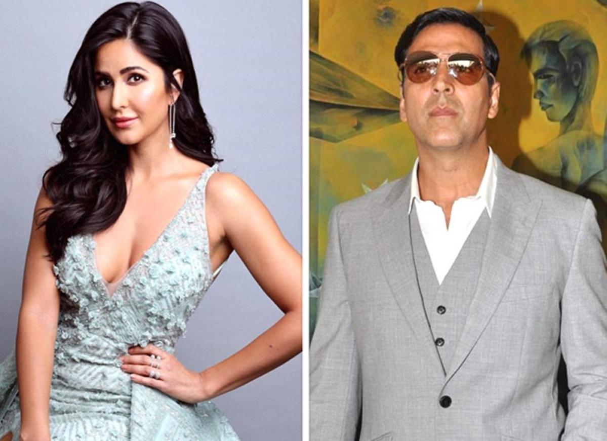 Confirmed! Katrina Kaif to star opposite Akshay Kumar in 'Sooryavanshi'