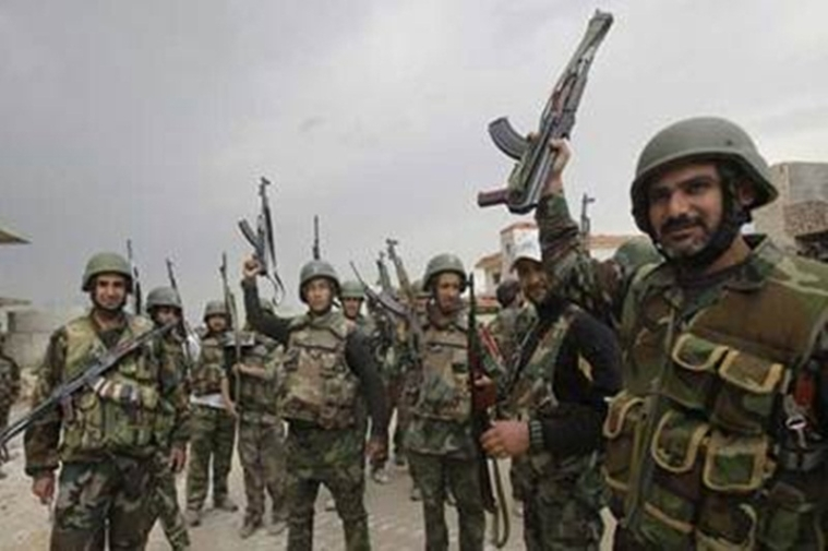 Syrian force declares victory over Islamic State
