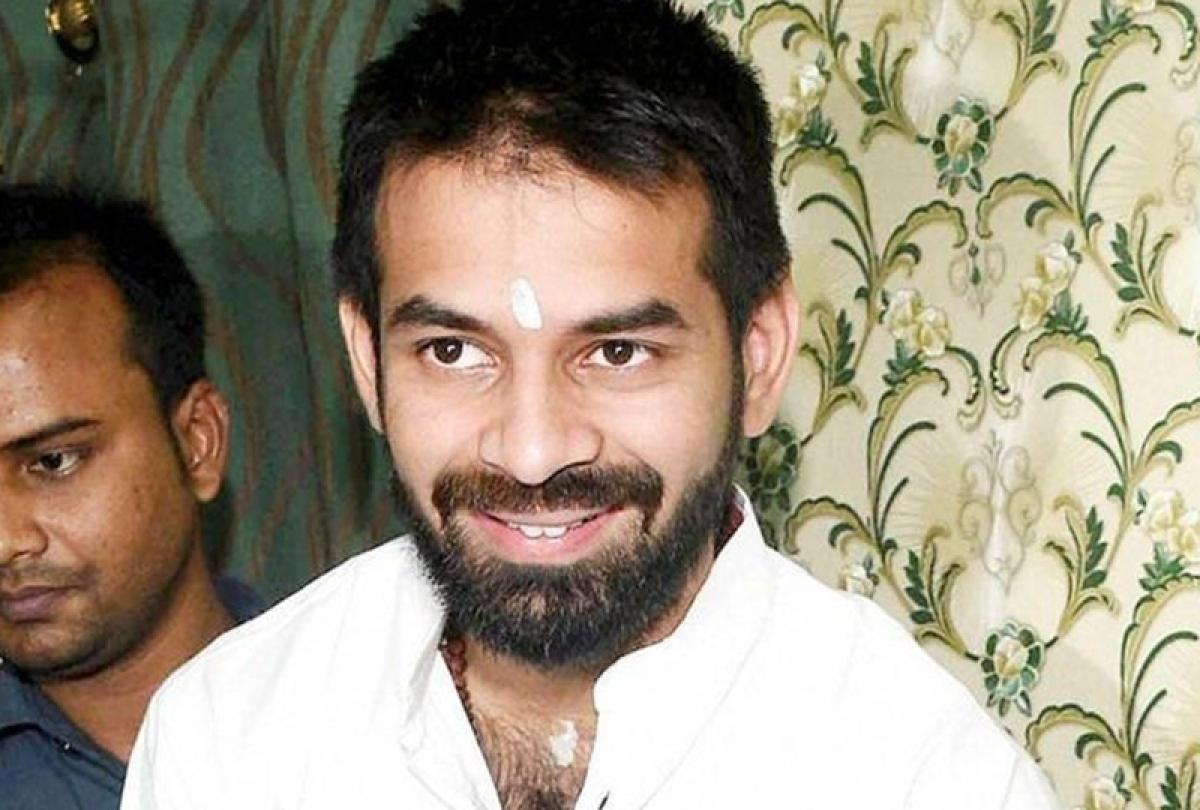 Lalu Prasad's son Tej Pratap to launch 'Tej Sena'