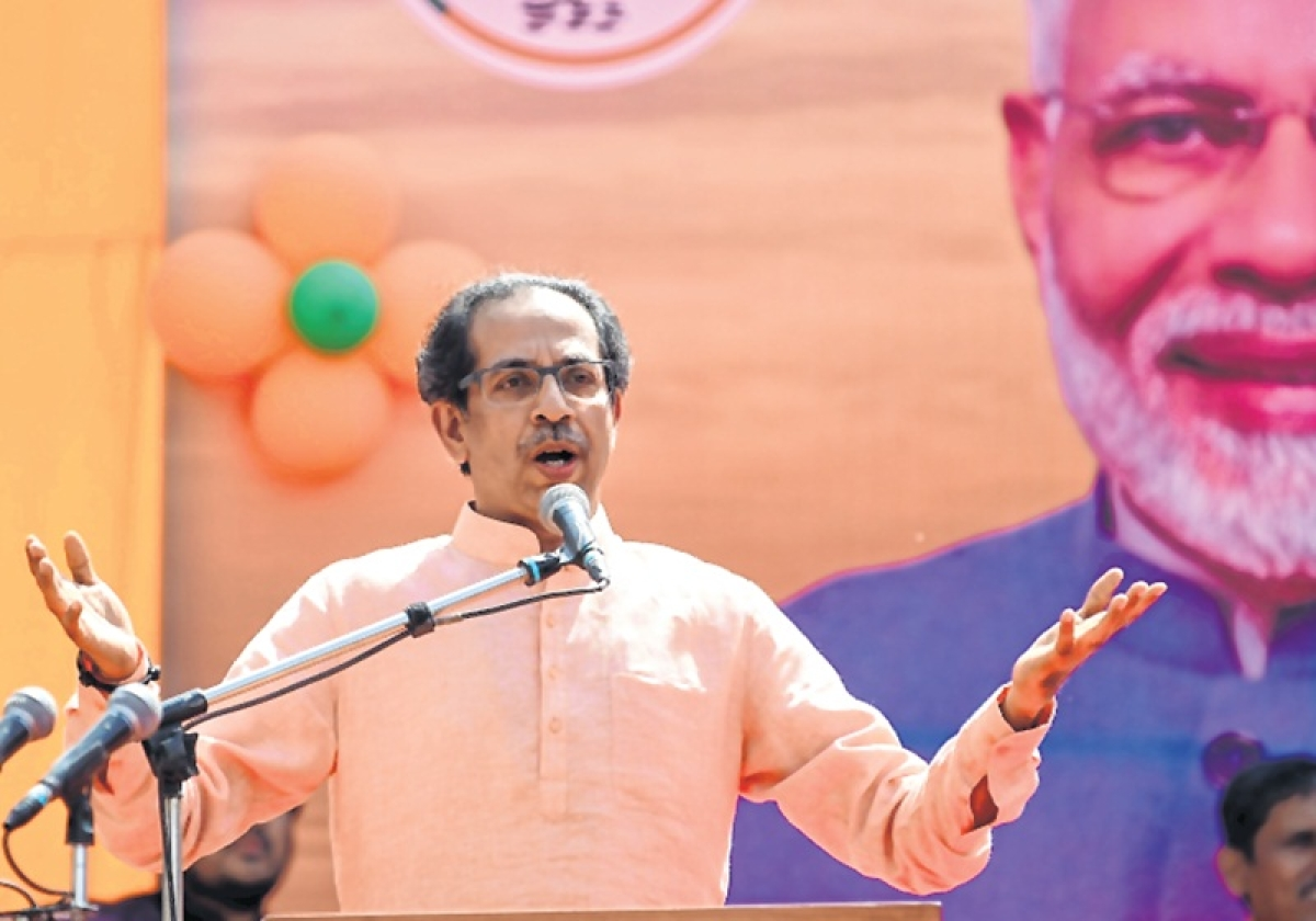 Deal Pakistan such a blow that nothing of it remains to mess with India again, says Uddhav Thackeray