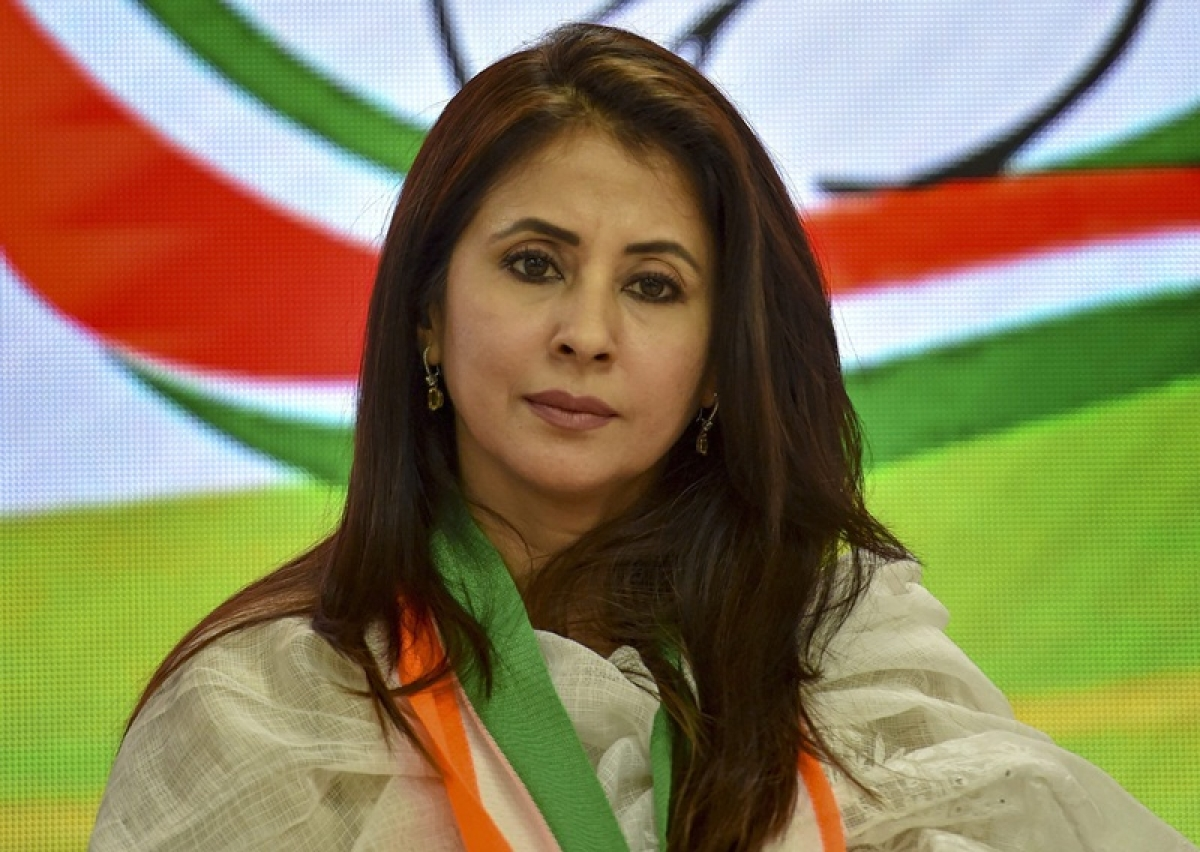 Urmila Matondkar gets police protection after Congress-BJP workers clash in North Mumbai