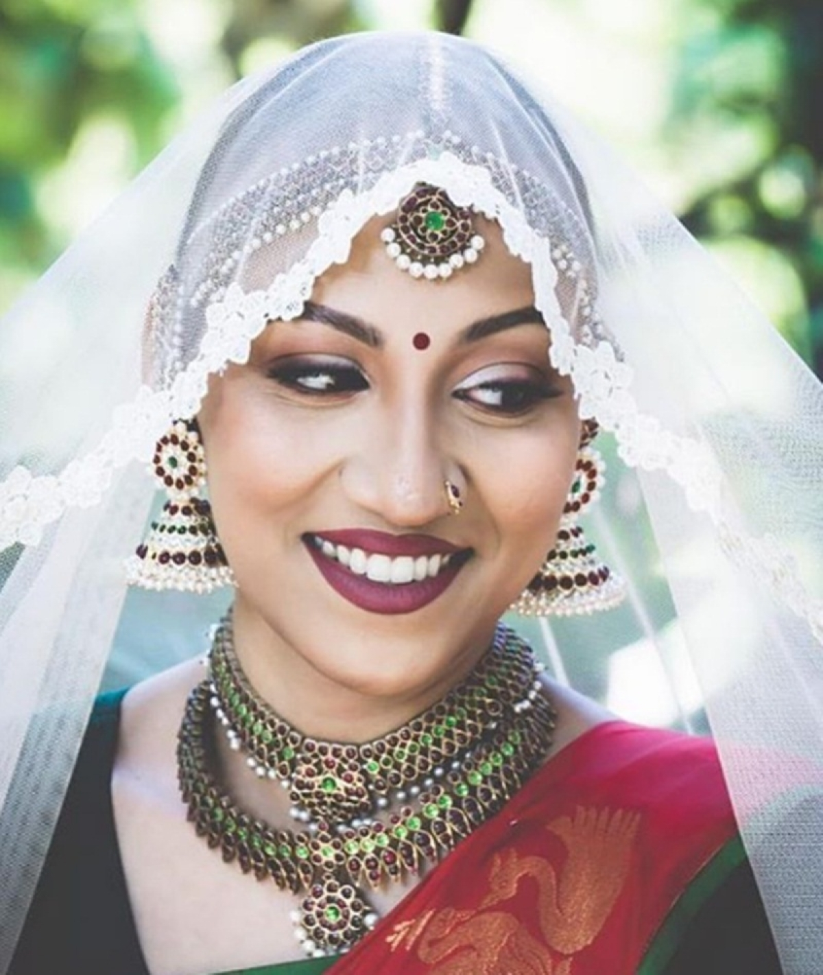 Cancer survivor's bridal photoshoot with an inspirational message goes viral on social media