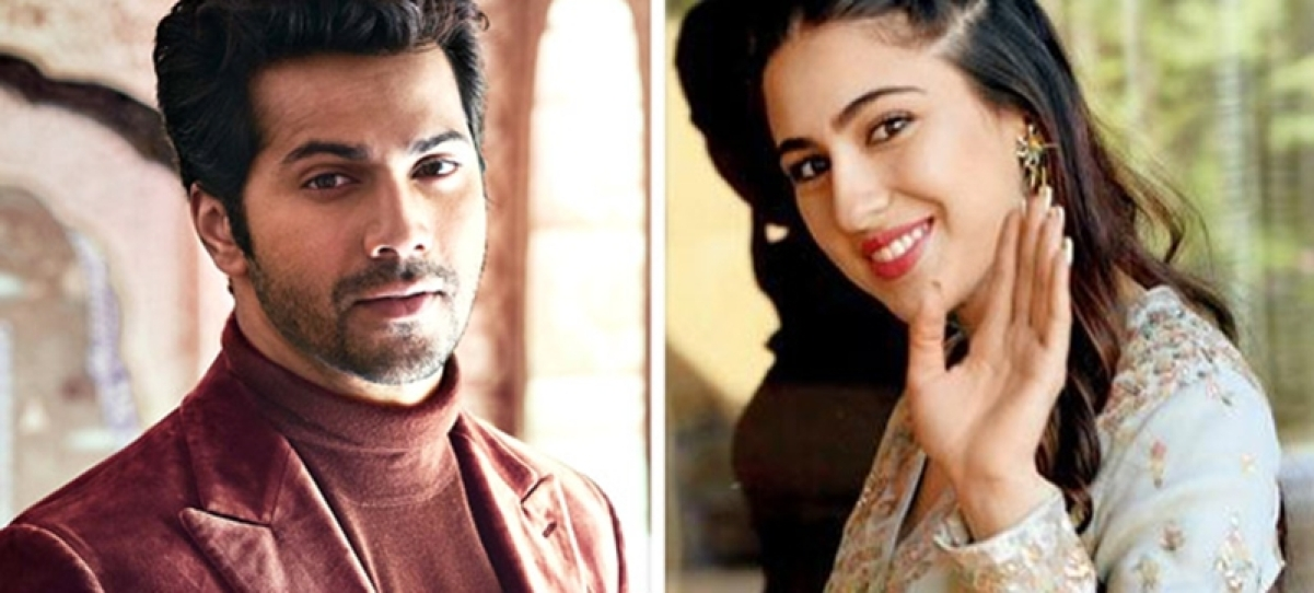 Varun Dhawan – Sara Ali Khan's Coolie No 1 is not a remake or sequel, plot details revealed