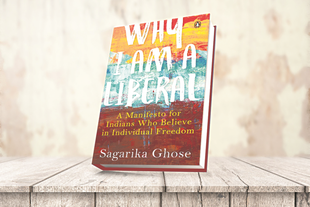 Why I am a liberal by Sagarika Ghose: Review