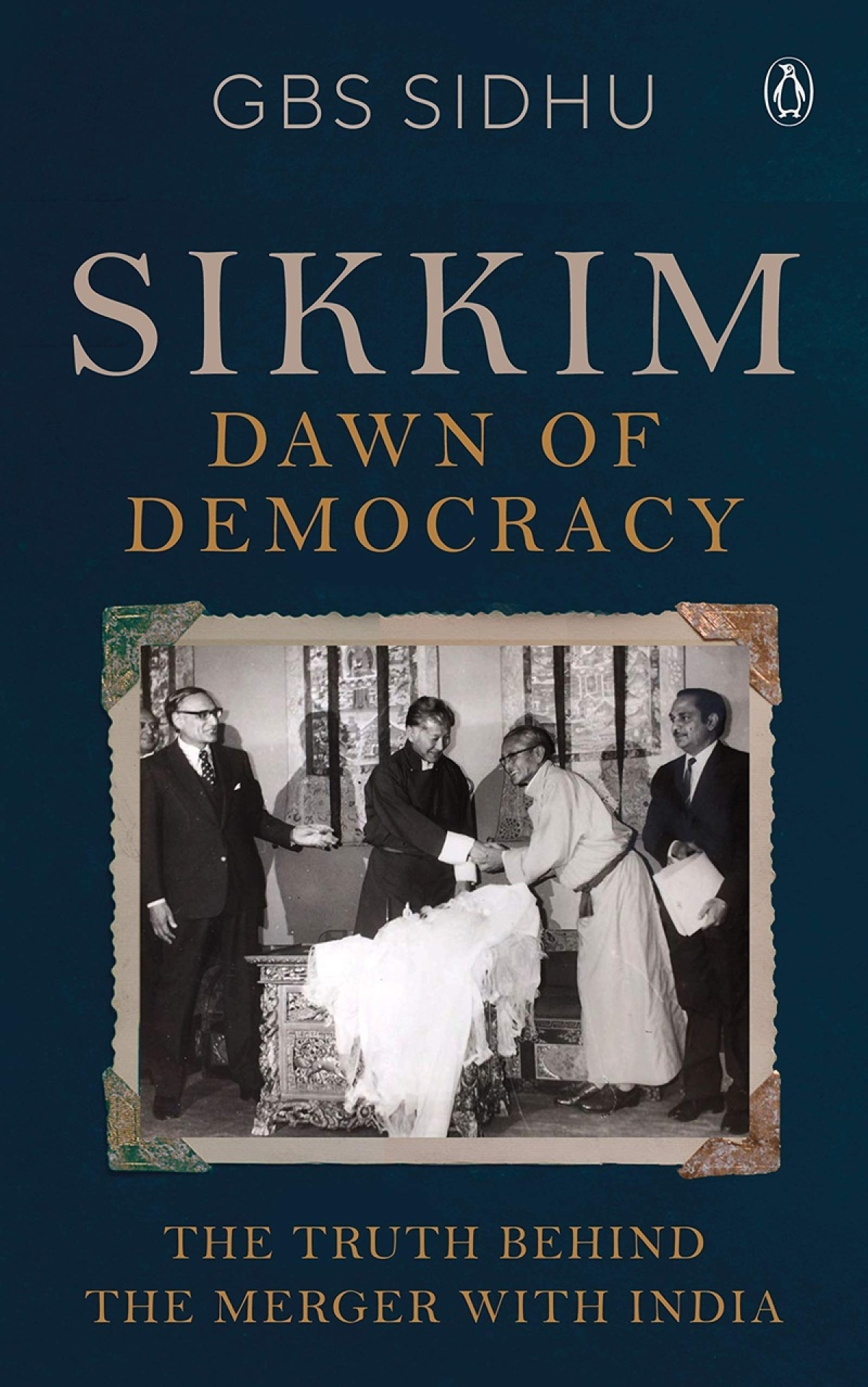 Sikkim, Dawn of Democracy by GBS Sindhu: Review