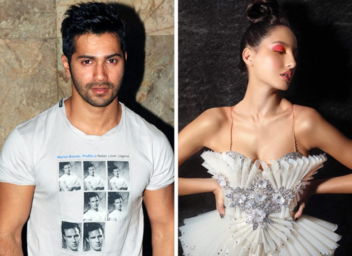 Watch Video! Varun Dhawan, Nora Fatehi's dance face-off on 'Dilbar' is making our Tuesday better!