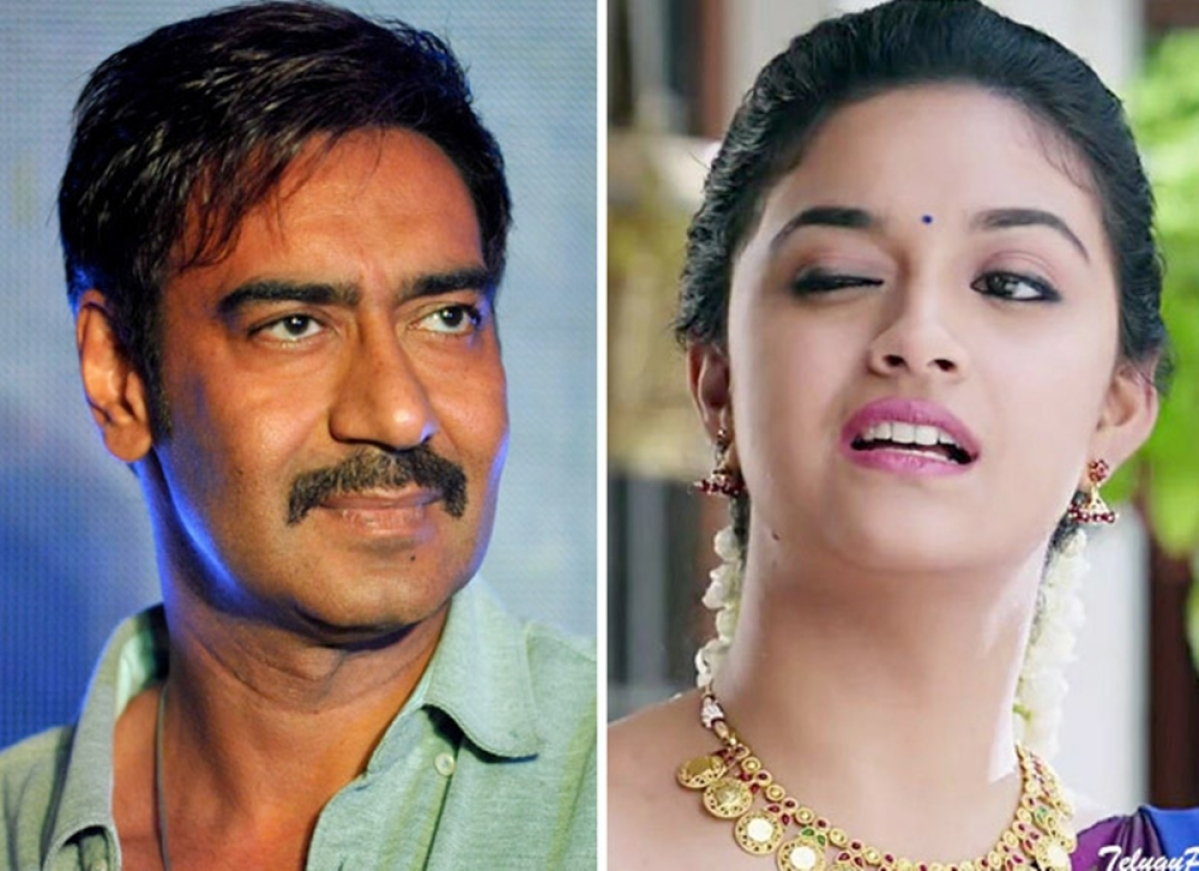 Ajay Devgn to romance this south beauty in Syed Abdul Rahim biopic