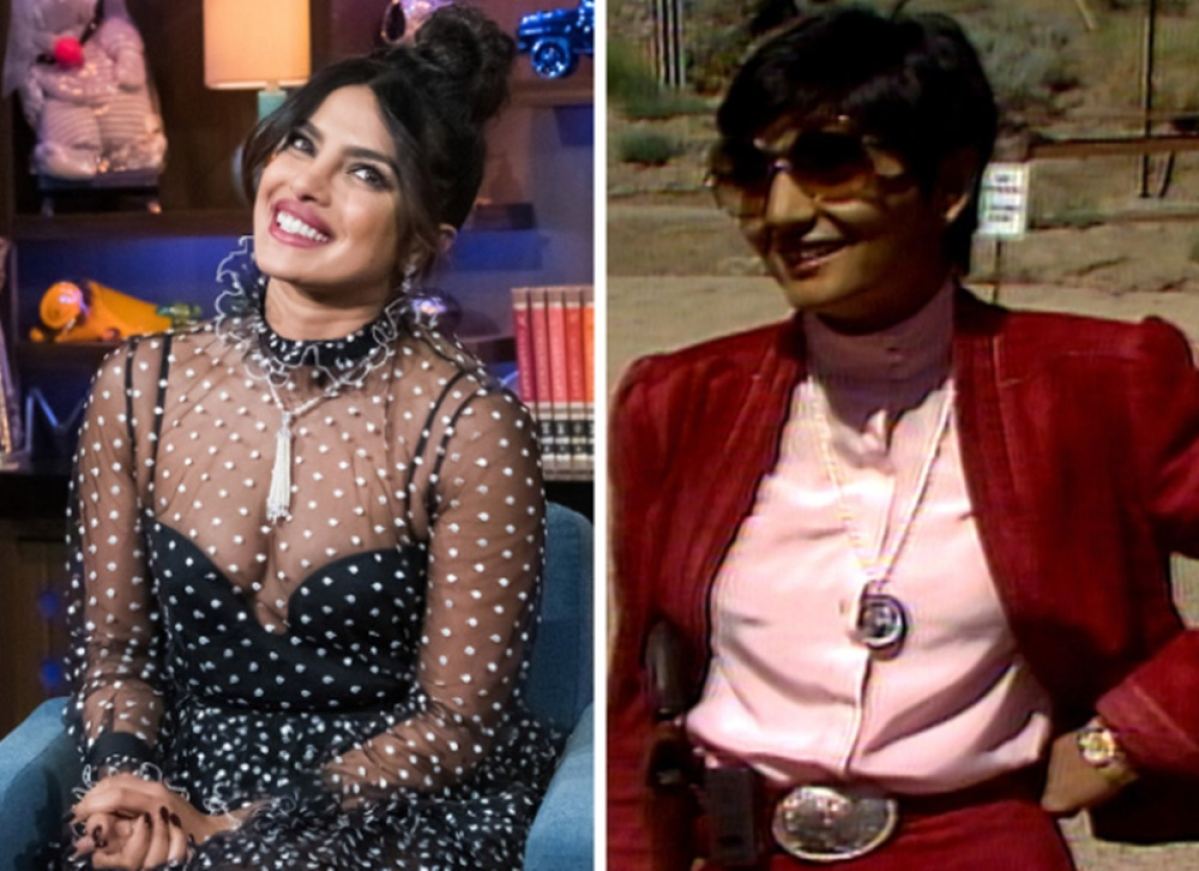 Will Priyanka Chopra say controversial phrases of Ma Anand Sheela ? The actress spills the beans