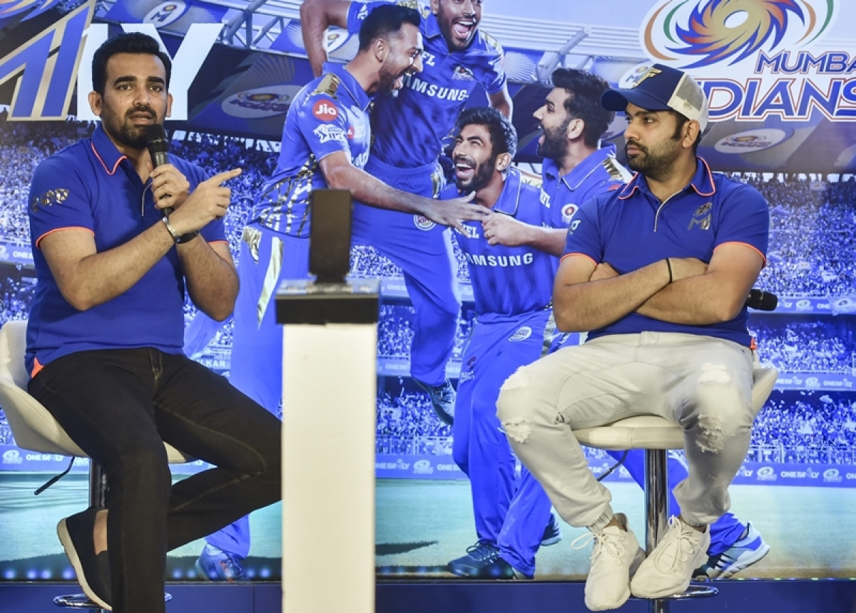 Listen to your body: Rohit Sharma, Zaheer Khan's advice to World Cup-bound players
