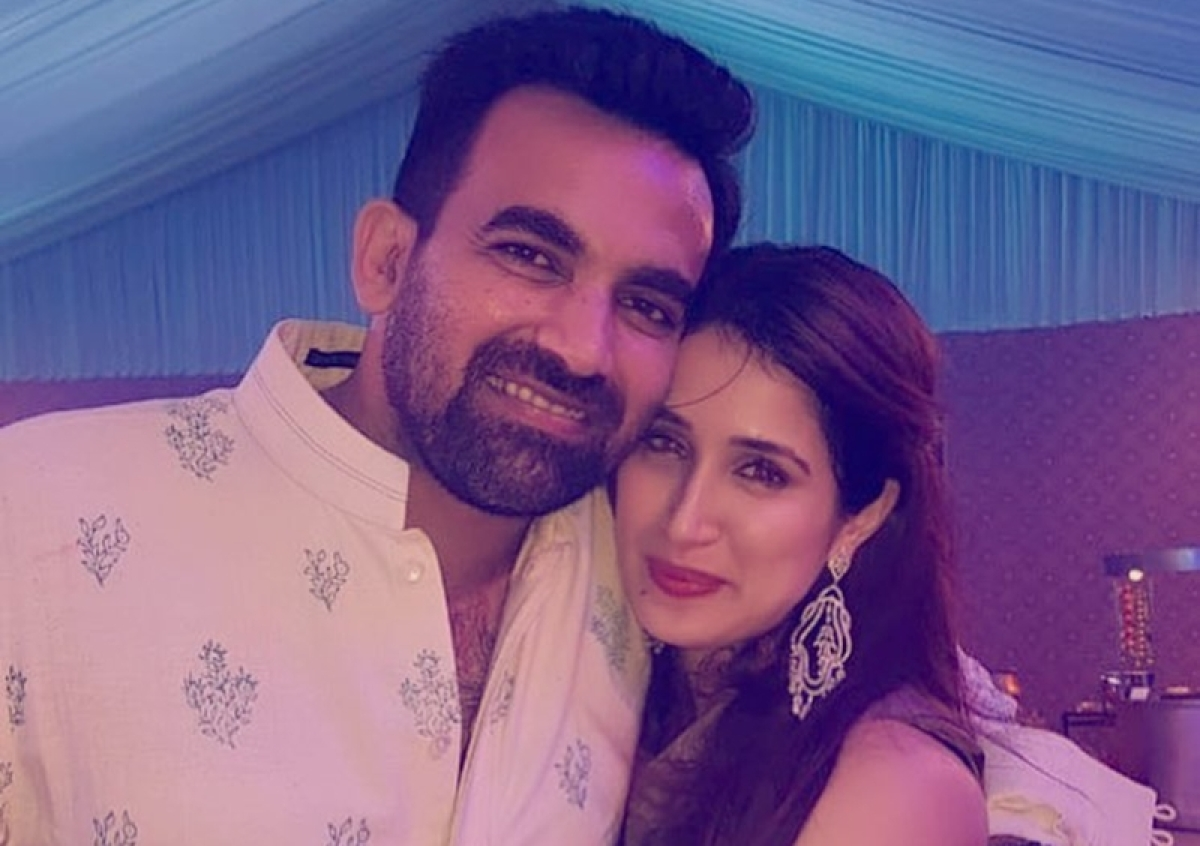 Love Match! Zaheer Khan and Sagarika Ghatge: When reel life story turned real for this regal couple