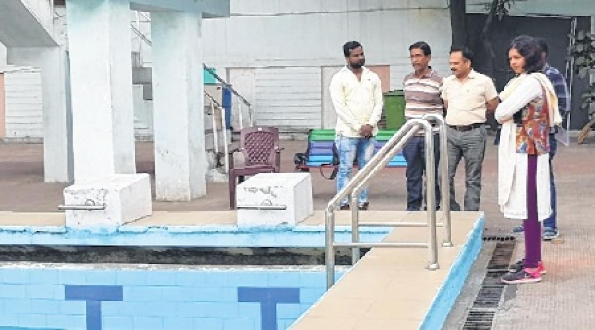 Ujjain: Kshipra ghats inspected ahead of snan parv