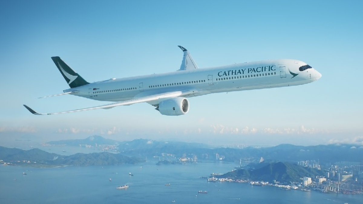 Cathay Pacific to buy budget airline HK Express for USD 628 million