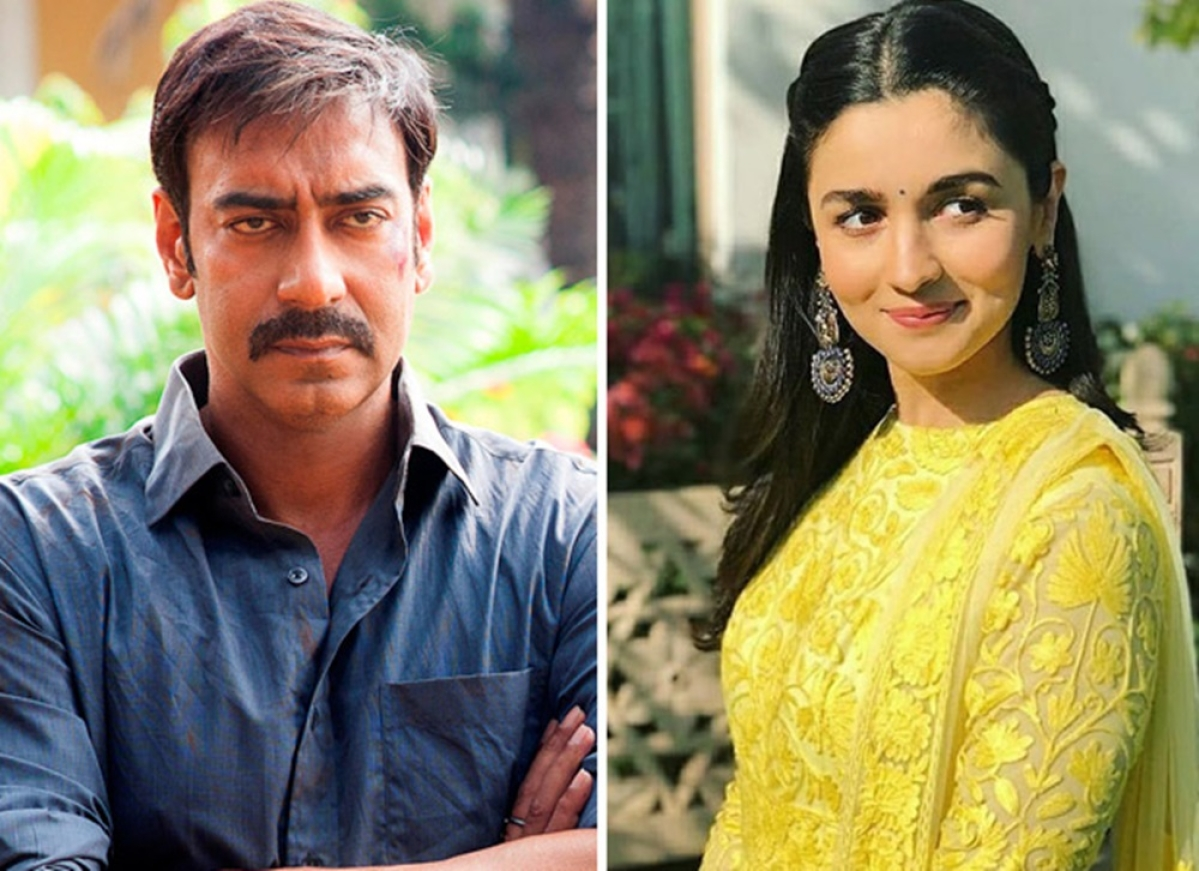 Revealed! Ajay Devgn, Alia Bhatt to play this role in SS Rajamouli directorial 'RRR'