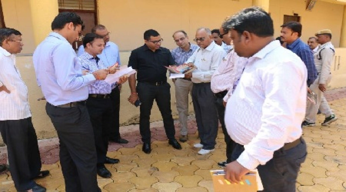Poll preparations: Collector chairs meeting