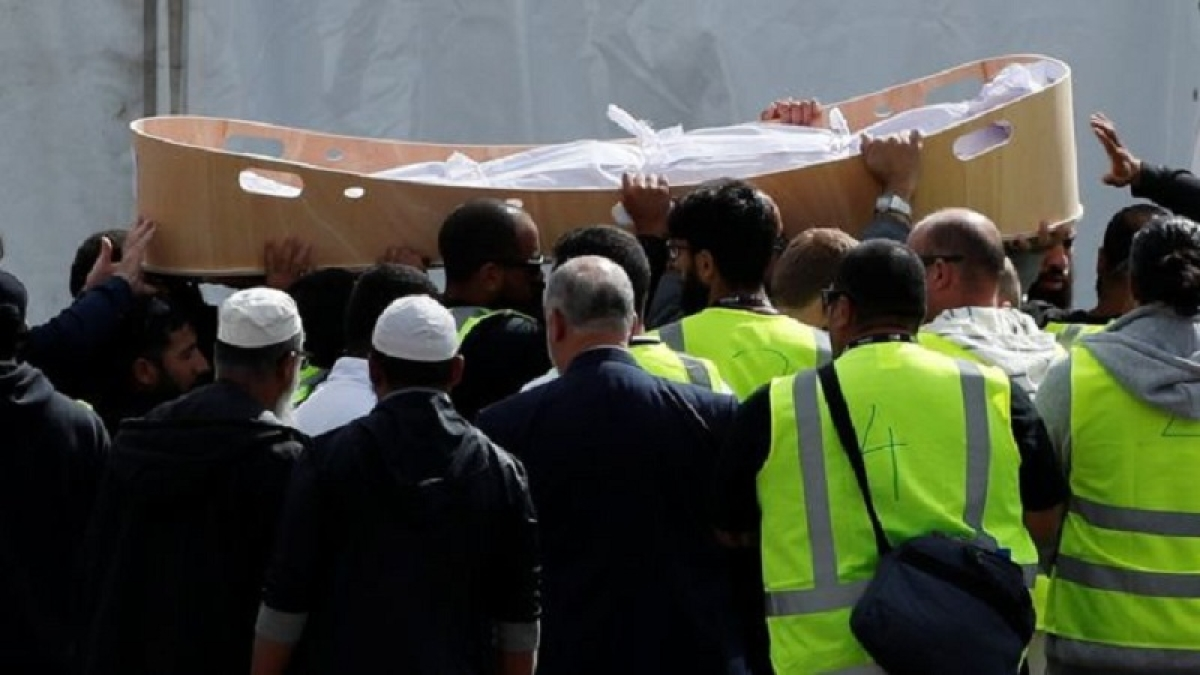 New Zealand mourns Christchurch victims