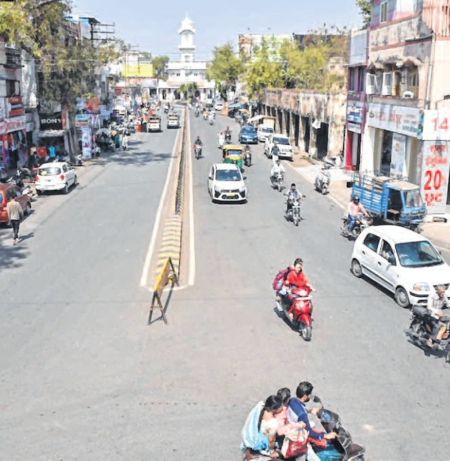 Ujjain: With 13 leaps, city grabs fourth spot