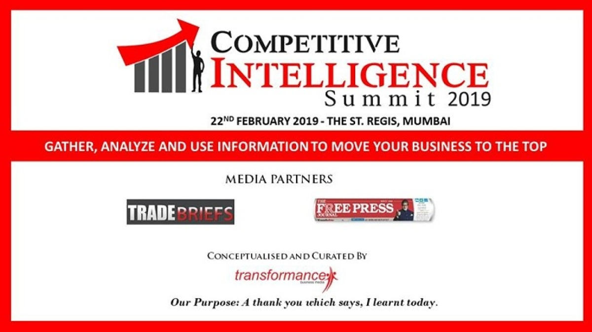 Competitive Intelligence Summit 2019