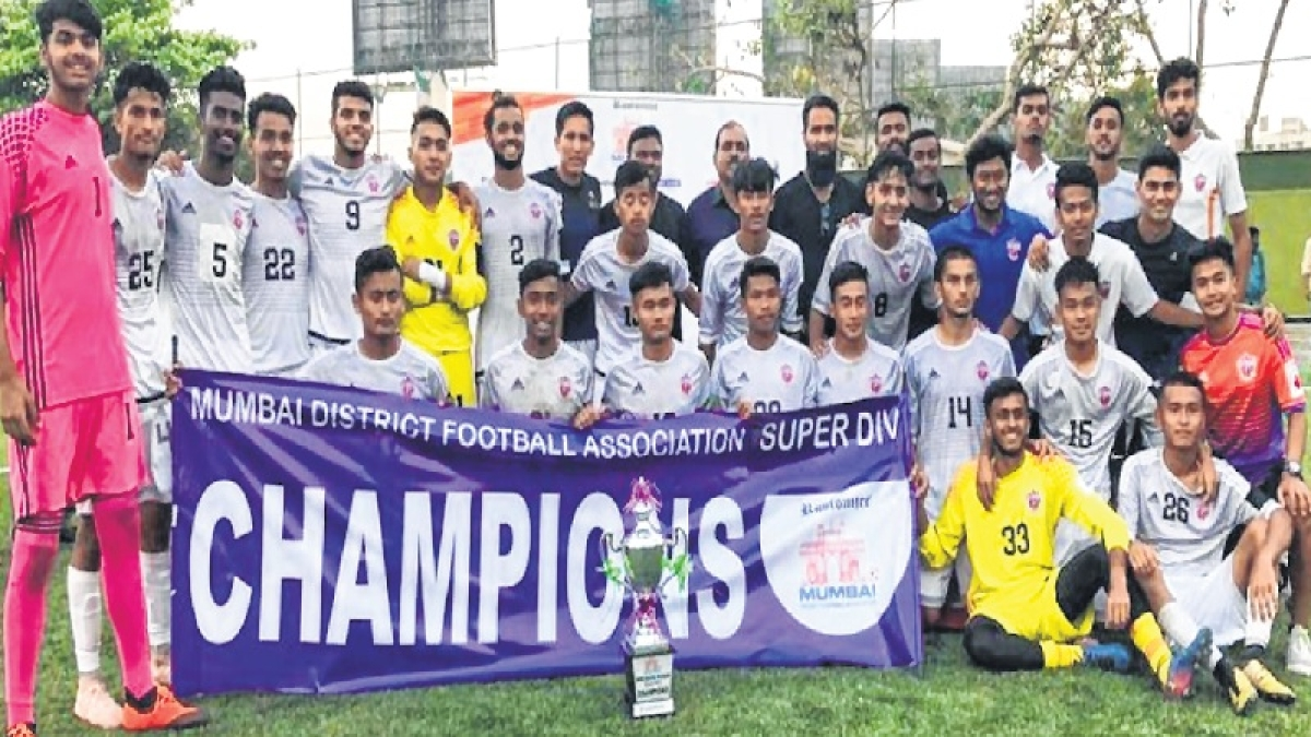 FC Pune City emerge MDFA supreme