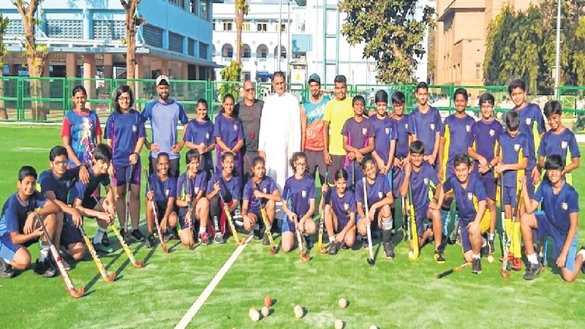 Salesians herald a new chapter in Mumbai hockey