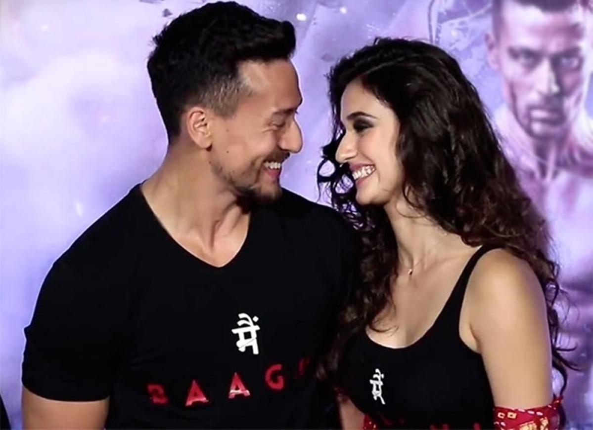 Tiger Shroff, Disha Patani to groove on Badshah's rap fora commercial