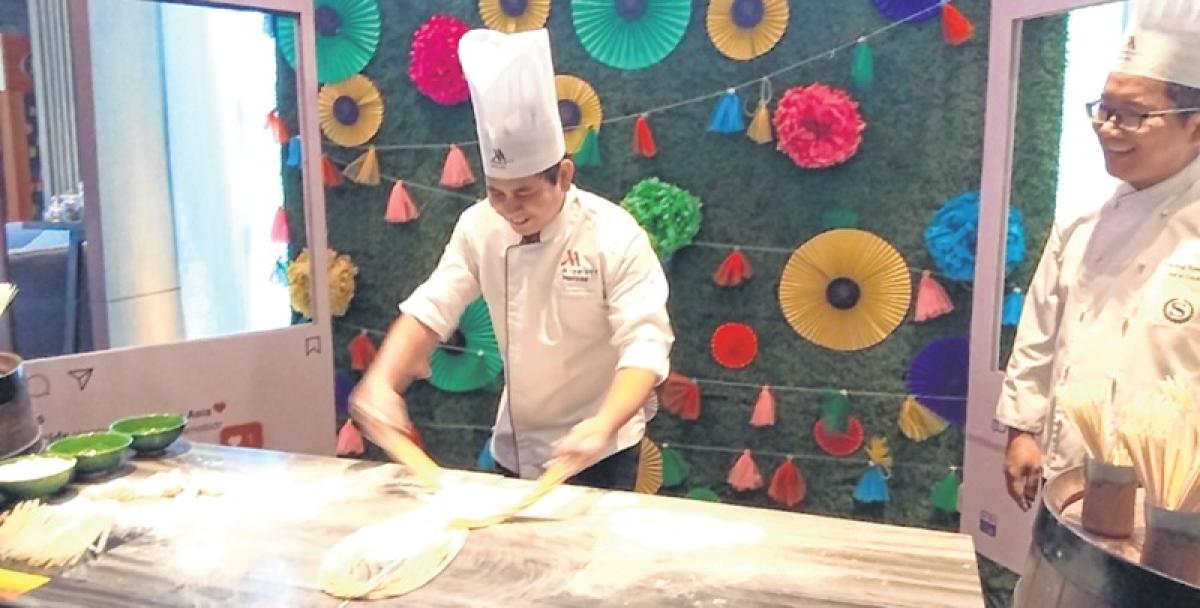 Indore Marriott Hotel celebrates One Asia Grand Anniversary