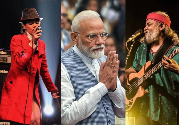 From Rap to Blues: 6 Anti-Modi musical tunes that convey a contrasting reality!