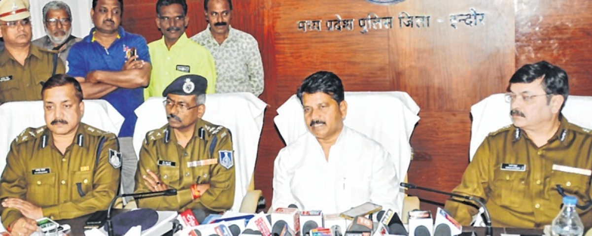 Indore: Bachchan pegs on tightening grip over criminal