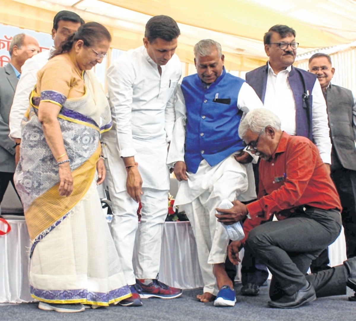 Indore: Don't paint tycoons with political hue, says Tai