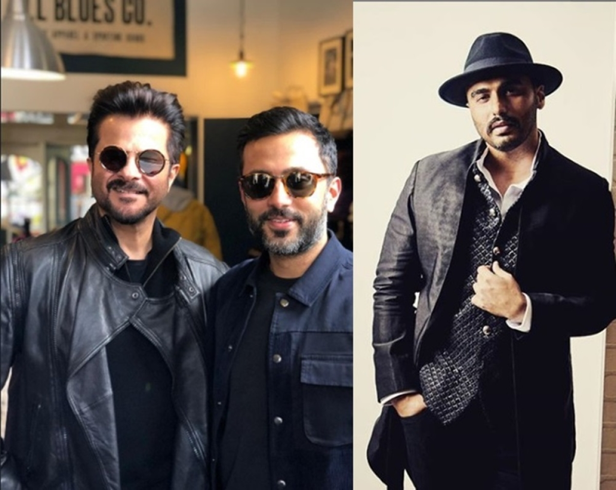 Arjun Kapoor's reaction on Chachu Anil Kapoor calling himself a 'boy' is highly agreeable