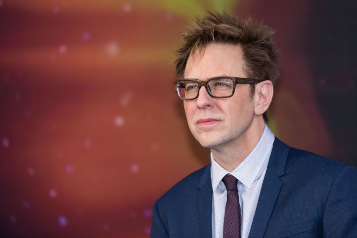 James Gunn to direct'Guardians of the Galaxy 3'
