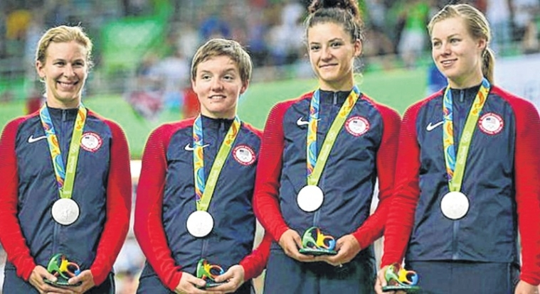 US Olympic medallist commits suicide at 23