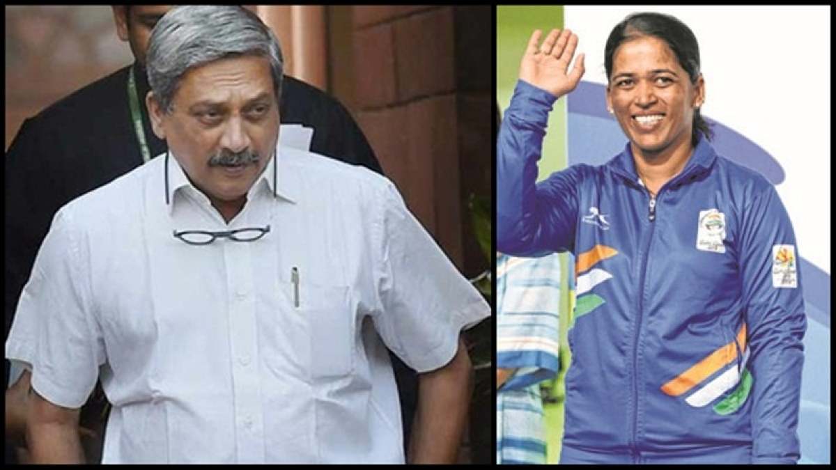 When Manohar Parrikar's help became turning point of shooter Tejaswini Sawant's career