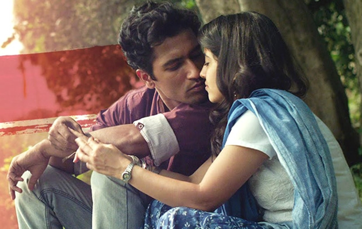 Vicky Kaushal's best on screen kiss was not with Alia Bhatt, read full details here