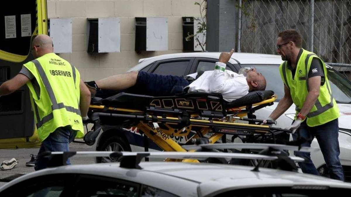 Multiple deaths as gunmen open fire in Christchurch mosques: New Zealand Police