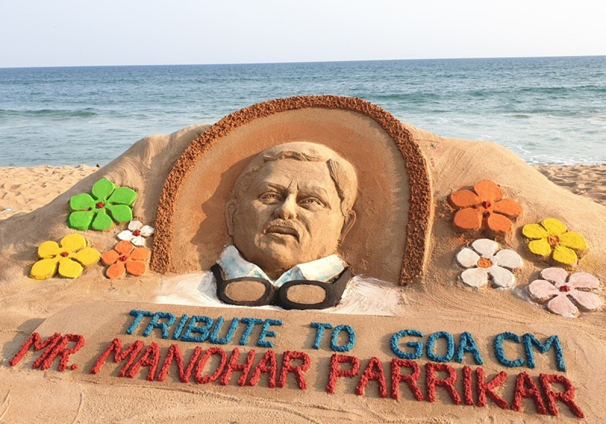Goa's son of soil Manohar Parrikar cremated with full state honours