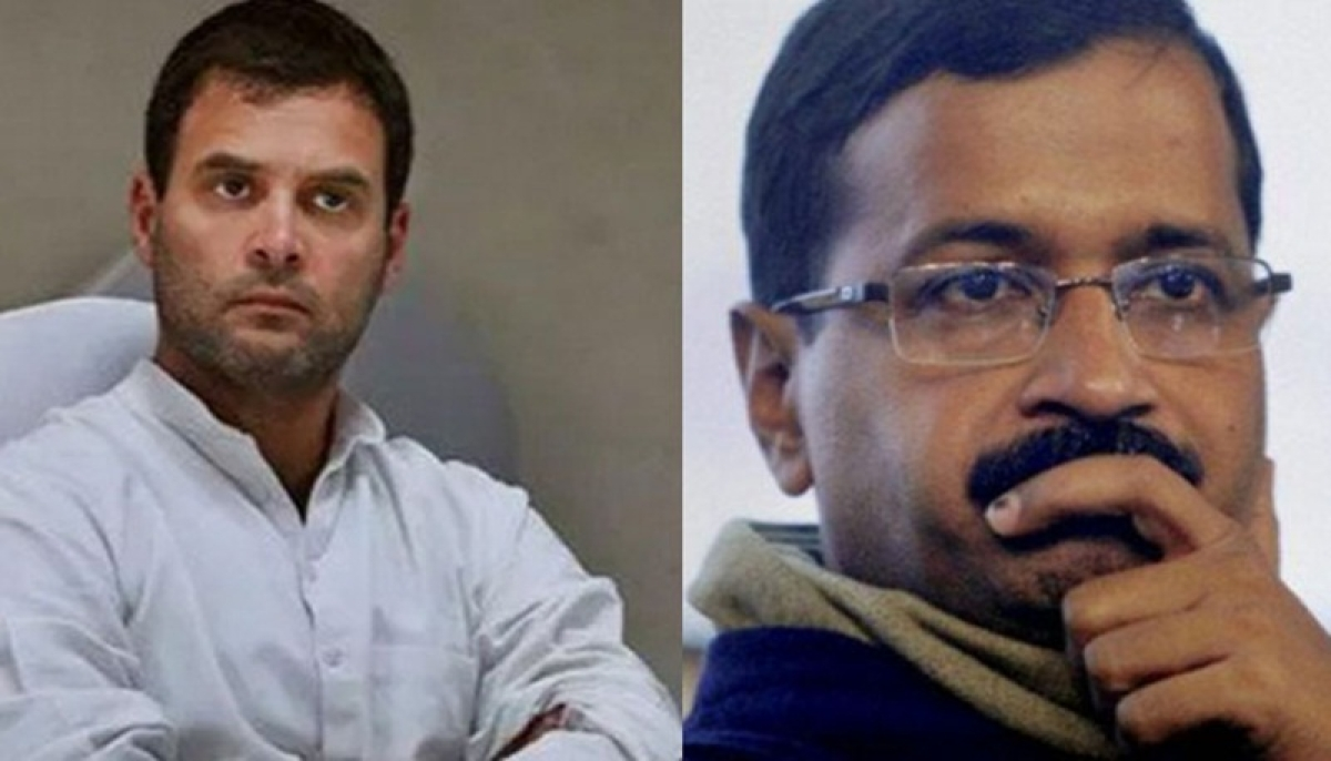 Lok Sabha elections 2019: In audio message through its app, Congress seeks its workers' views on alliance with AAP