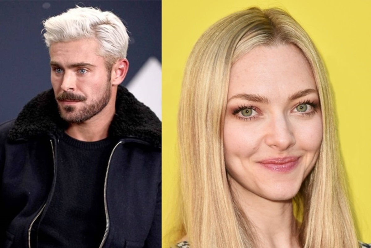 Cast of 'Scooby-Doo' revealed: Zac Efron, Amanda Seyfried to play Fred andDaphne Blake
