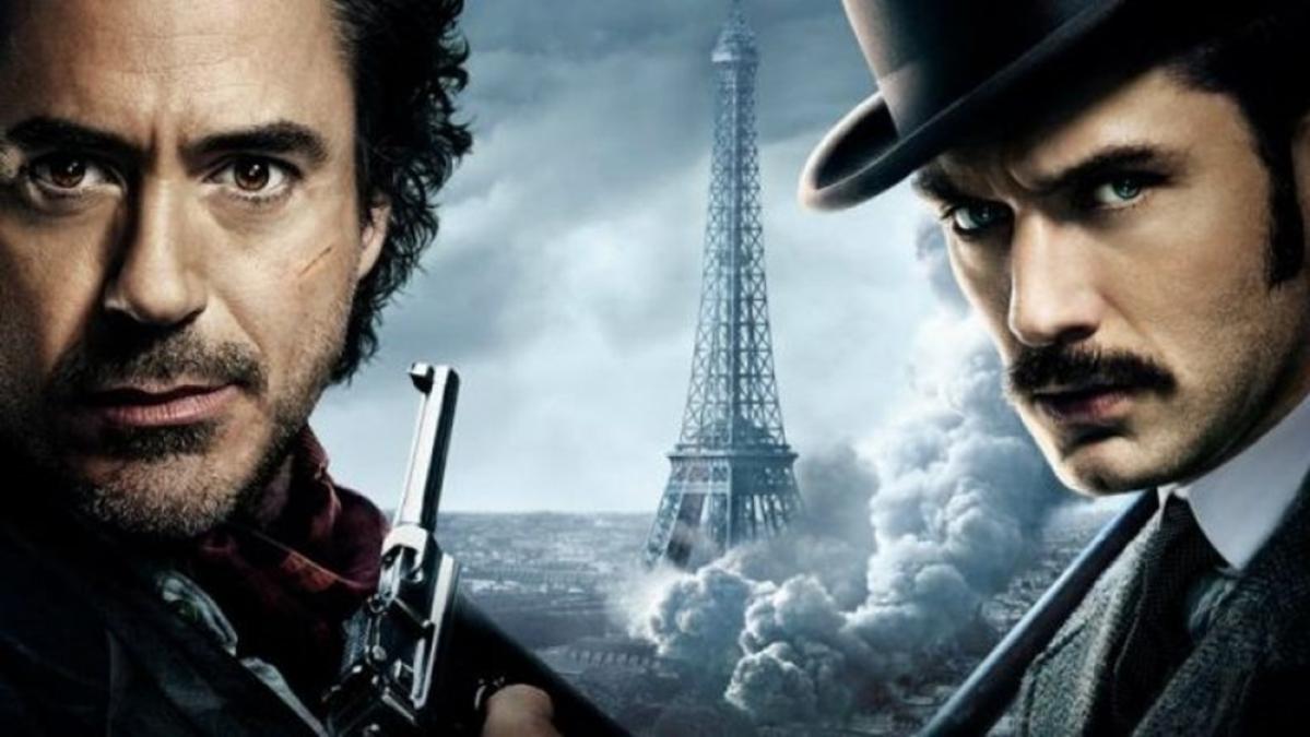 'Rocketman' director Dexter Fletcher in talks to direct third 'Sherlock Holmes' film