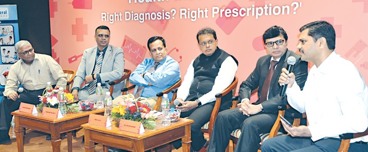 FPJ health conference panel discussion: Service customers better with inclusive and innovative approach
