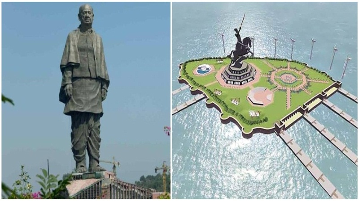 Statues! The new 'building blocks' of Indian politics