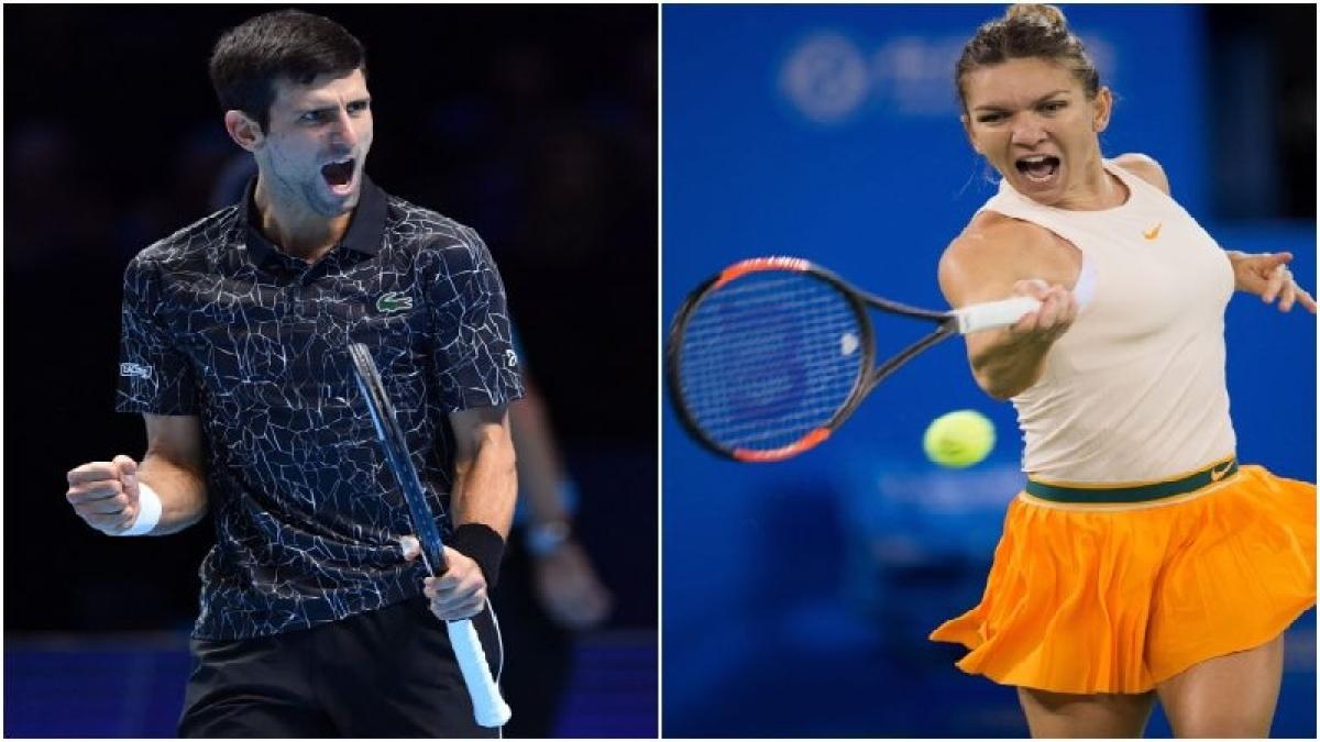 Miami Open Masters 2019: Novak Djokovic, Simona Halep advance
