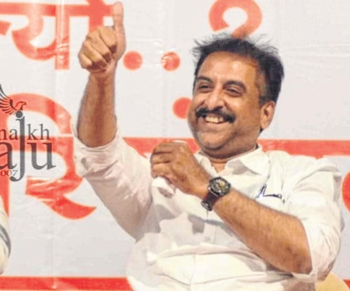 Prakash Ambedkar files second paper for Akola Lok Sabha seat